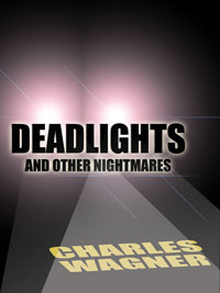 Mystery headlights highlight a DEADLIGHTS logo